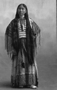 Image of Woxie Haury, Northern Cheyenne
